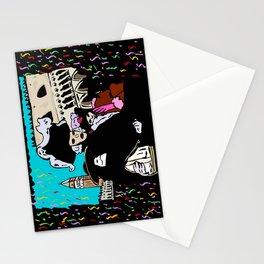 Venice carnival Stationery Cards