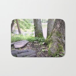 Conference of Trees Bath Mat