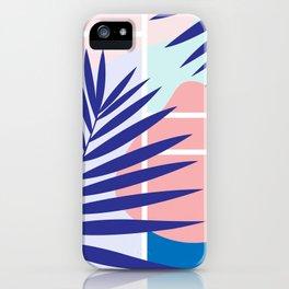 Memphis Mood iPhone Case