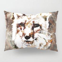 Space Fox no4 Pillow Sham
