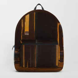 The End of the Pier Backpack