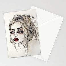 Frances Bean Cobain no.3 Stationery Cards