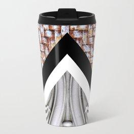 Texture Collage II Travel Mug