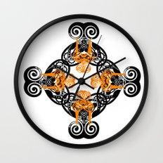 PATTERN 3 Wall Clock
