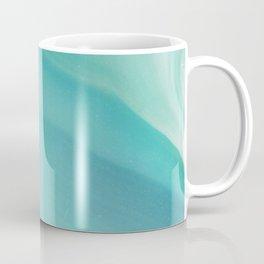Geode Crystal Turquoise Coffee Mug