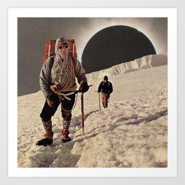 Expedition Art Print