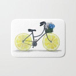 Citrus Cycle Bath Mat