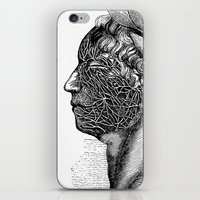 apollo iPhone & iPod Skins featuring Apollo by DIVIDUS