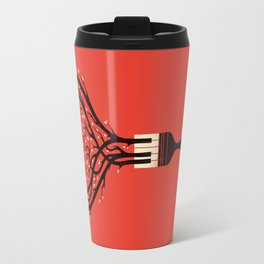 Paint Your Love Song Travel Mug