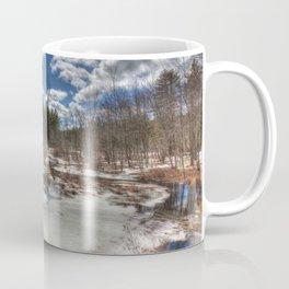 Early Spring Marsh Coffee Mug