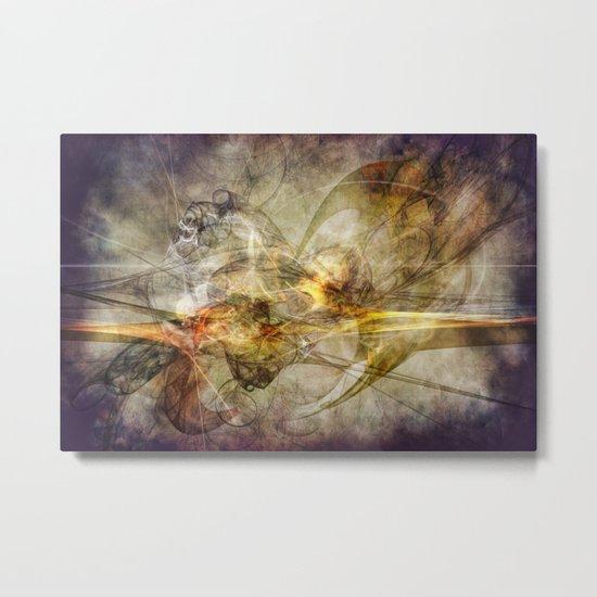 Dramatic Metal Print