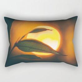 Absence of Light Rectangular Pillow
