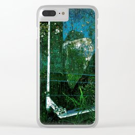 TROTTINETTE Clear iPhone Case