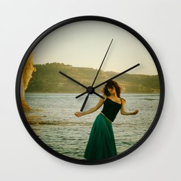 Dance Portugal Wall Clock