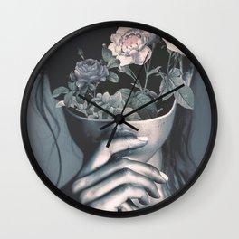 inner garden Wall Clock