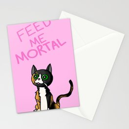Molly the Evil Cat Stationery Cards