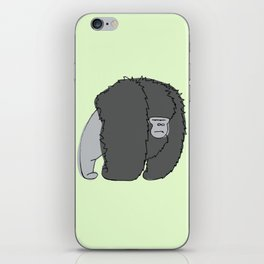 Gorilla iPhone Skin