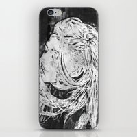 ellie goulding iPhone & iPod Skins featuring Ellie by Misha Libertee