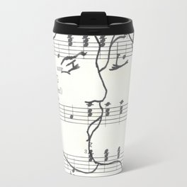 One last kiss Travel Mug