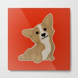 Dog (Chinese New Year) Metal Print