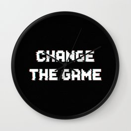 Change the game Wall Clock