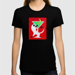 Moon Martini T-shirt