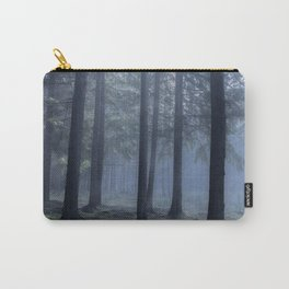 Forest atmosphere - Kessock, The Highlands, Scotland Carry-All Pouch