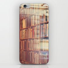 Endless amount of stories iPhone & iPod Skin