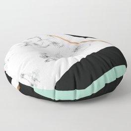 Marble III 031 Floor Pillow