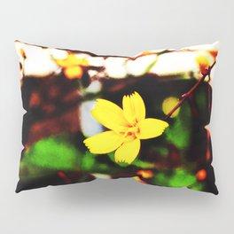 Autumn Flowers Pillow Sham