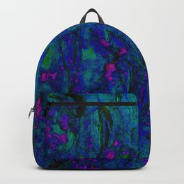 Psychedelic Trip Backpack