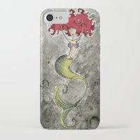 ariel iPhone & iPod Cases featuring Ariel by Jena Sinclair