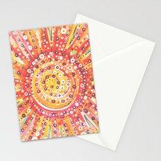 Sun Spots Stationery Cards