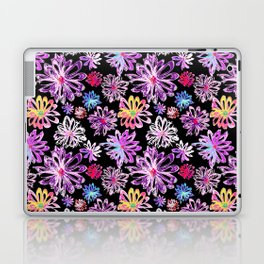 Painted Floral II Laptop & iPad Skin
