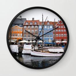 Copenhagen Wall Clock