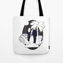 mysterious people I Tote Bag