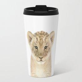 Baby Lion Travel Mug