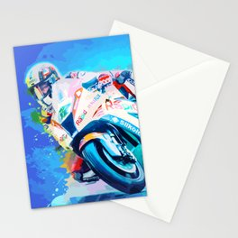 Superbike Racing Stationery Cards