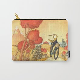 Bike Adventure Carry-All Pouch