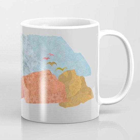 Birds Fly Away Coffee Mug