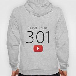 Under 301 club Hoody