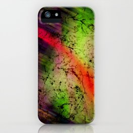 color moments iPhone Case