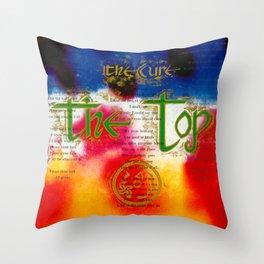 The Top Throw Pillow