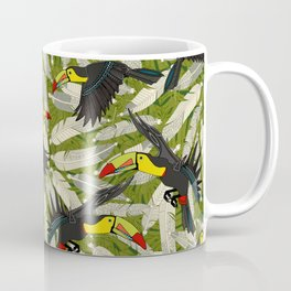 toucan jungle Coffee Mug