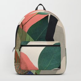 Tropical Girl Backpack