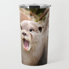 Otter Sequence Travel Mug