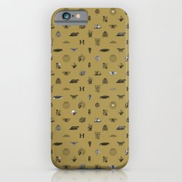 House of the Loyal - Pattern II iPhone Case