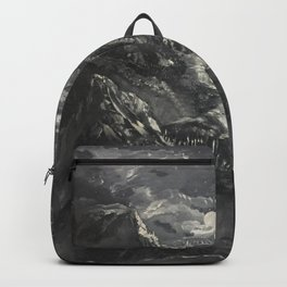 Lonely Mountains Backpack
