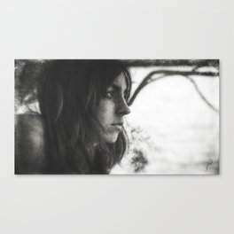 Wild Inspiration Canvas Print
