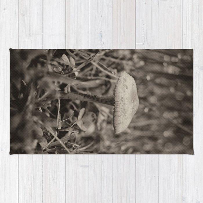 Fairyland Toadstool Rug